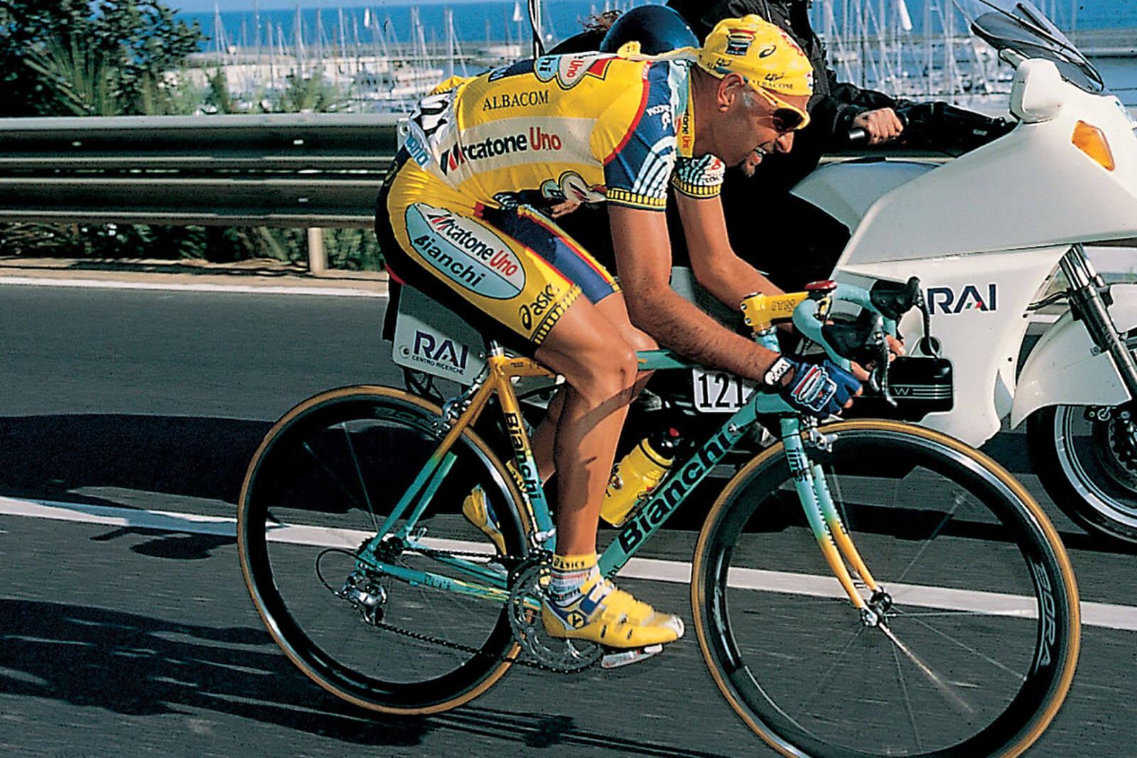 Il Pirata - Marco Pantani