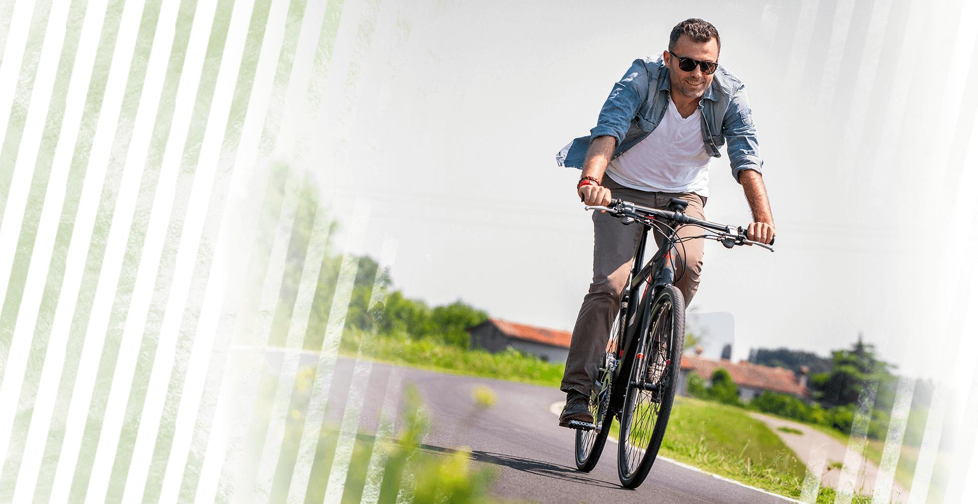 Egal, ob City-Bike, Rennrad, Pedelec oder Mountainbike, JEDES RAD KANN EIN JOBRAD SEIN