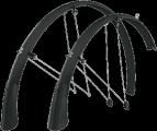 SKS Schutzblech Longboard Black