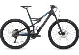 Specialized Camber Fsr Comp Carbon 29 2X - satin carbon/neon blue - 2017