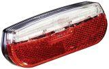Trelock Batterie-LED-Gepäckträgerrücklicht LS 812 Trio Flat