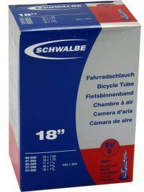 """Schwalbe Schlauch """"Nr.5"""" 18"""""""