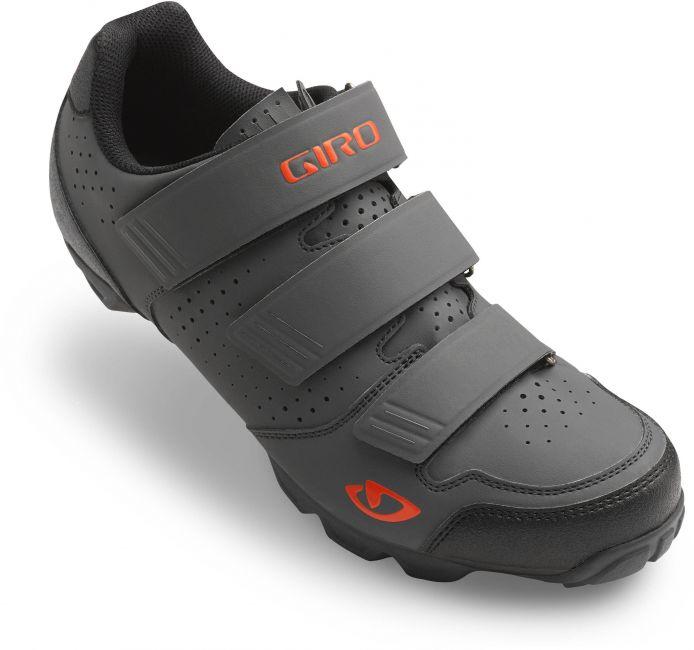 Giro Carbide R MTB-Schuh Unisex dark shadow/flame