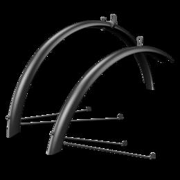 Syncros Rennrad Schutzblech Set - schwarz