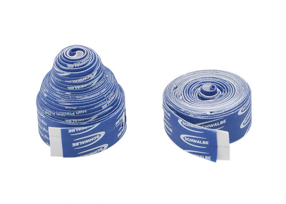 Schwalbe High-Pressure-Klebefelgenband 15mm Textile blau