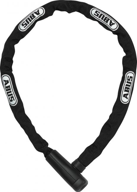 Abus Kettenschloss Steel-O-Chain 5805K schwarz/weiß 75cm