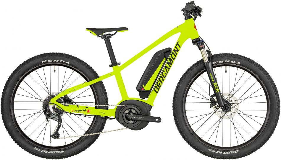 Bergamont E-Revox Junior 24 - 2019
