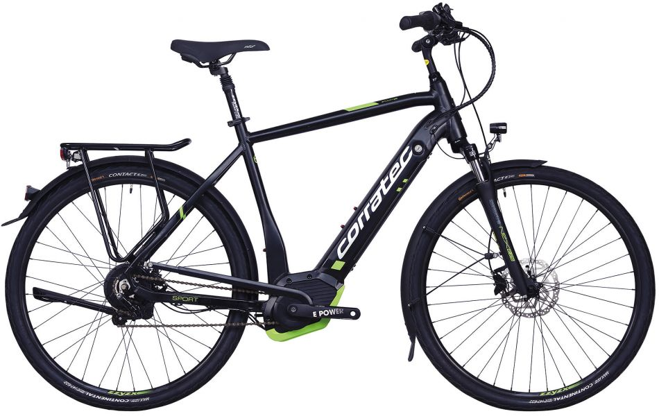 Corratec E-Power 28 Sport P5 Nuvinci Gent - 2019