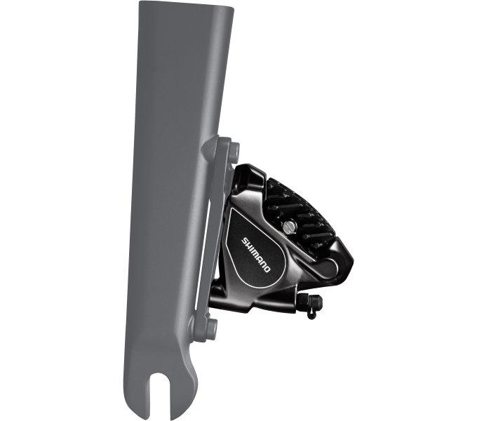 Shimano Bremssattel BR-RS805 mit L02A Resin Belag  (HR)