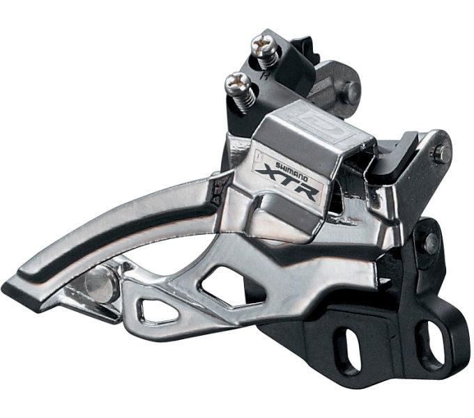 Shimano Umwerfer XTR FD-M985 2x10 TOP SWING