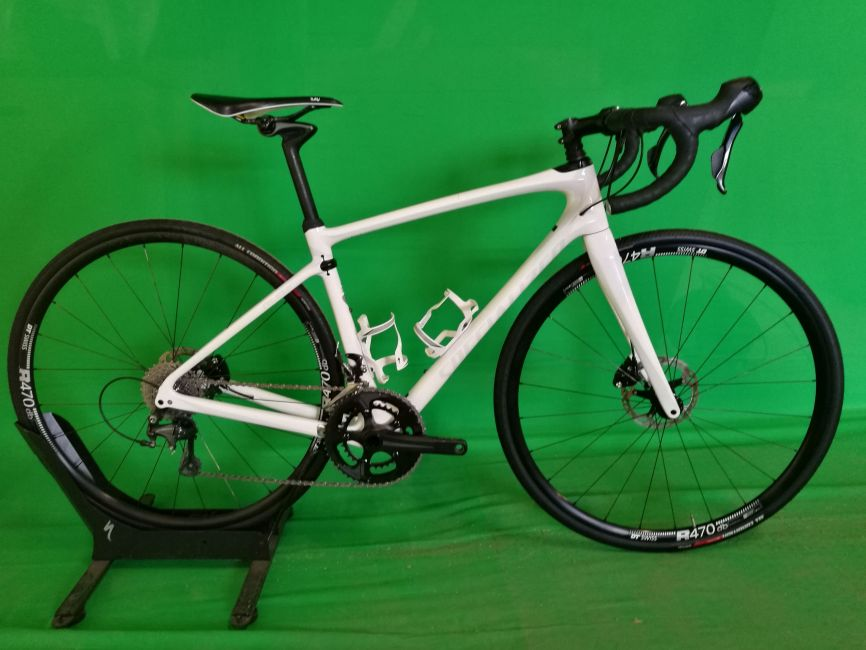 Specialized Ruby Comp - 2017 - Gr.51 white - *Testrad*