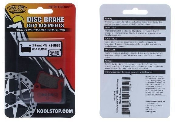 Kool Stop Disc Brake Shimano RED630