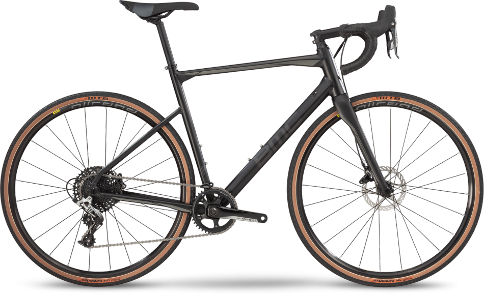 BMC Roadmachine X (Rival 1) - 2020