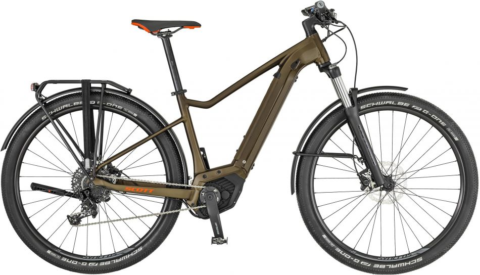 Scott Axis eRide 20 Men EU std. - 2019
