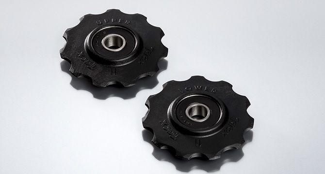 Tacx Jockey Wheels Schaltröllchen
