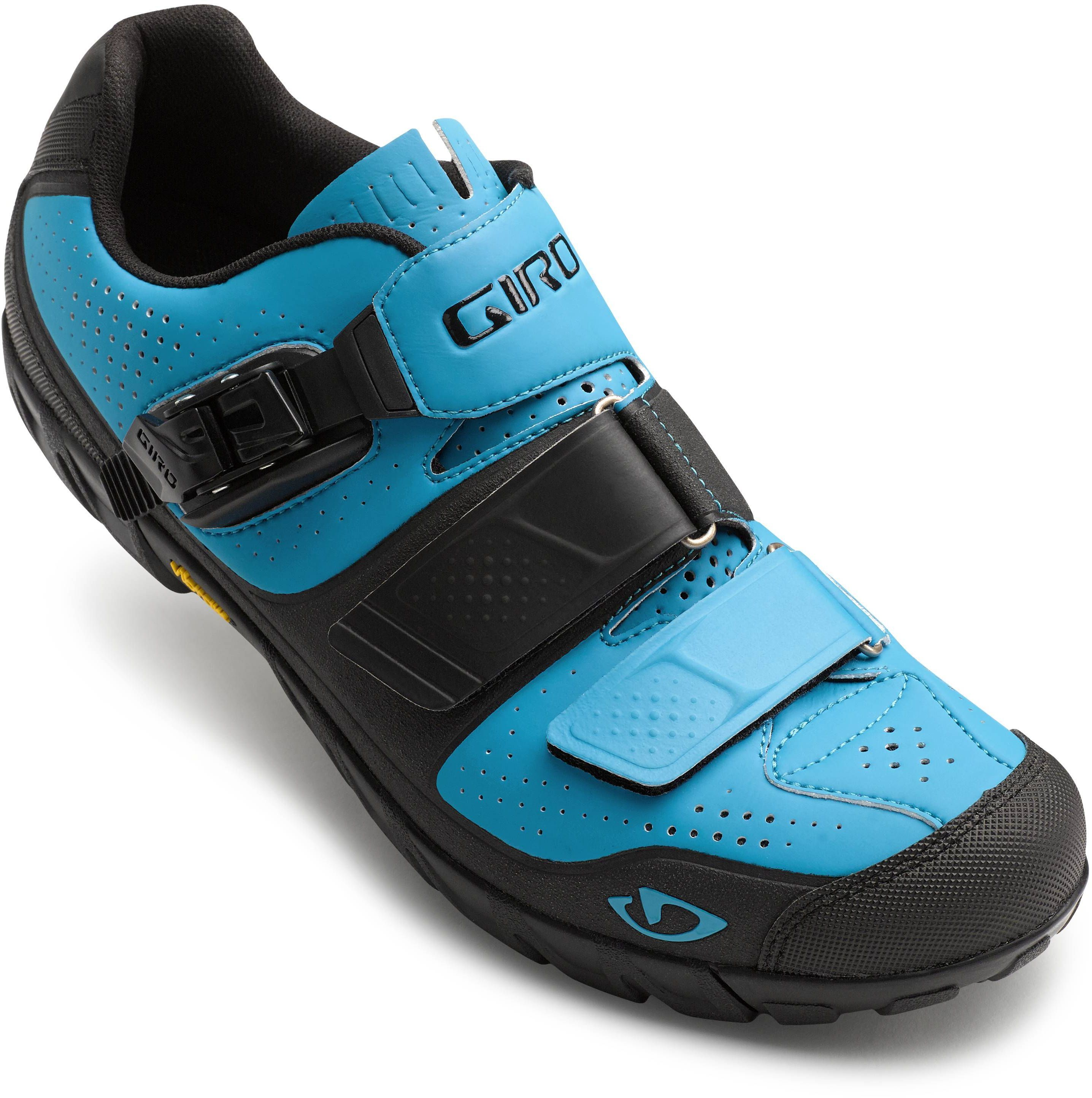 premium selection 29916 37a35 Giro Terraduro MTB-Schuhe blue jewel/black