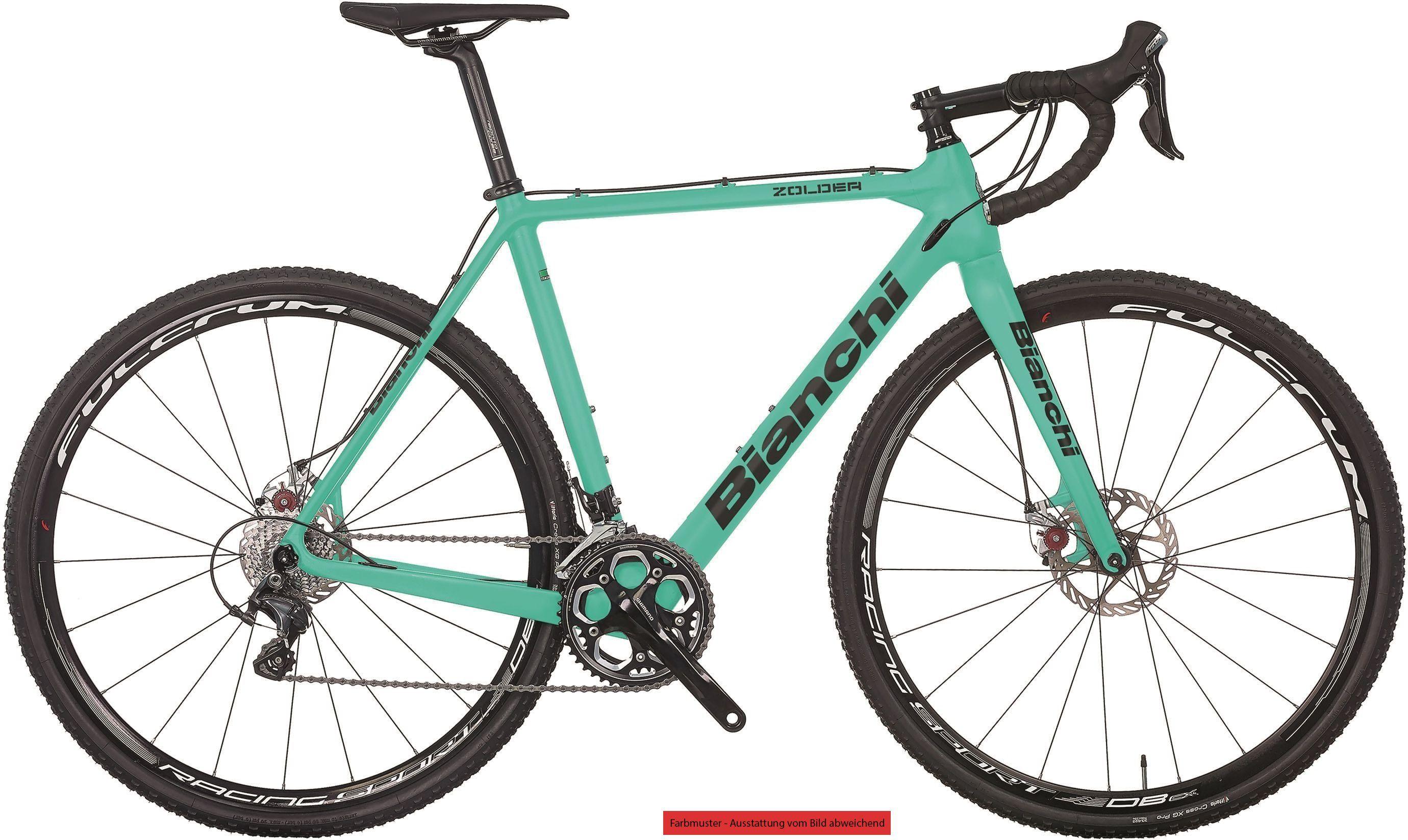 Bianchi Cyclocross Zolder Carbon Disc - 2018   BIKESportWorld in ...
