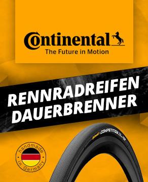 Banner Continental Dauerbrenner