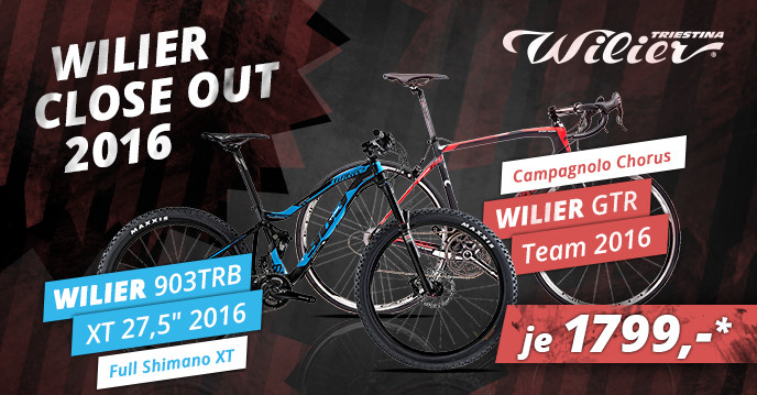 Banner Wilier Close Out